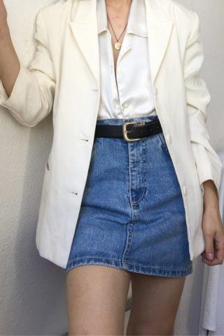 Saia Jeans [TAM. 34/36]